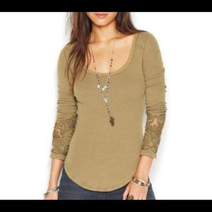 Free People thermal top